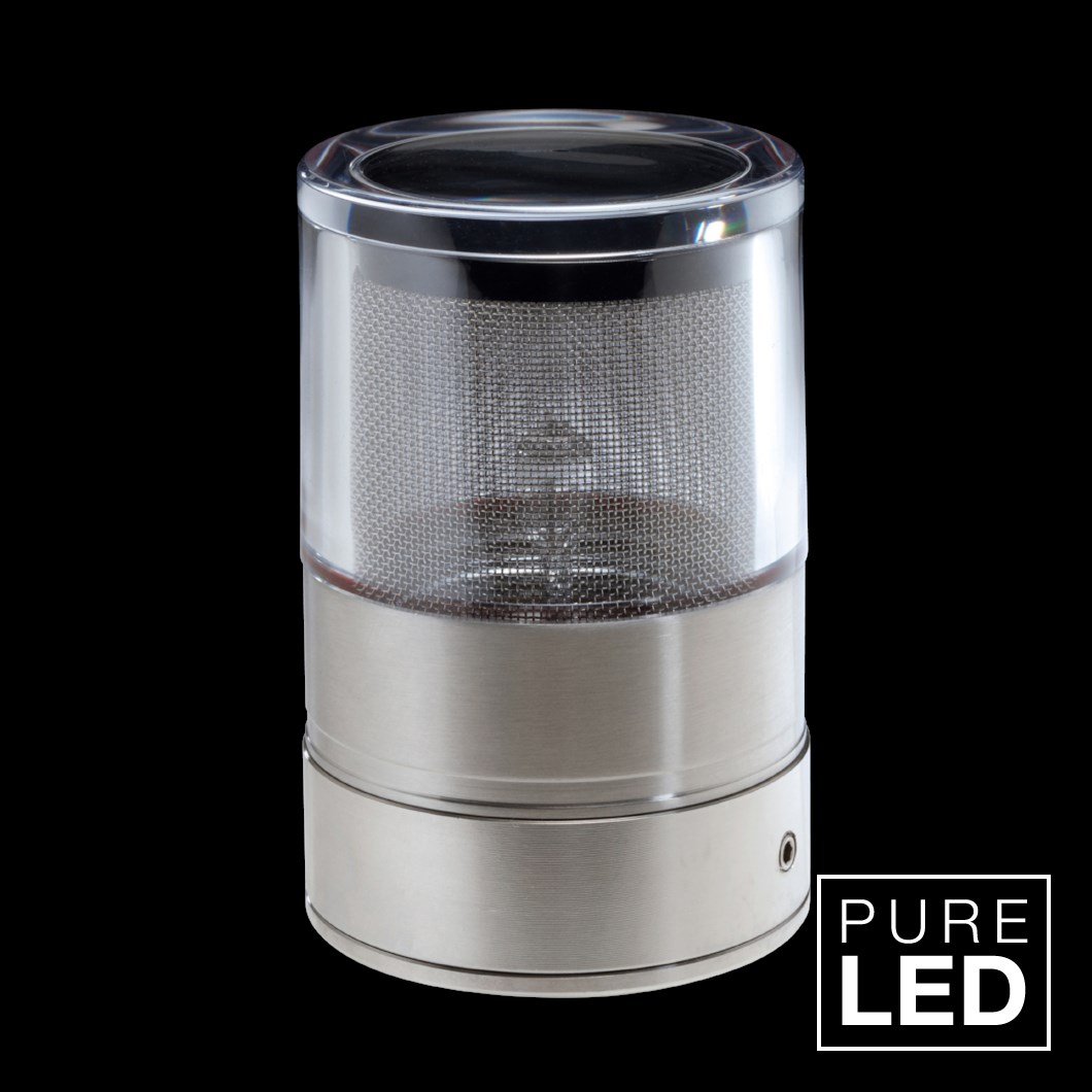 Hunza Pure LED Mini Bollard Exterior IP66 Bollard Light| Image : 1