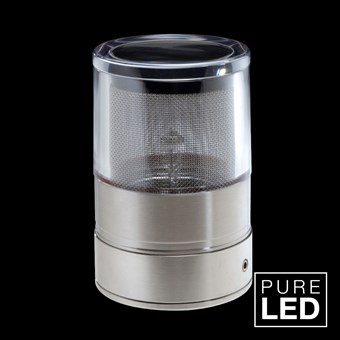 Hunza Pure LED Mini Bollard Exterior IP66 Bollard Light