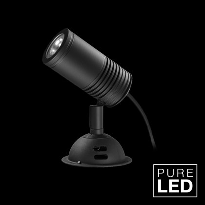 Hunza Pure LED NPS Spot Lite Exterior IP66 Spot Light