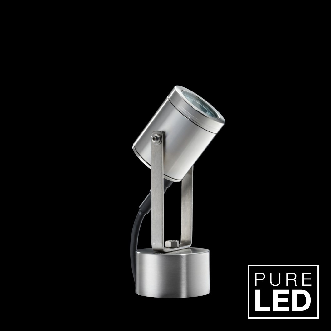 Hunza Pure LED Pond Lite Weighted Base Submersible IP68 Spot Light| Image : 1