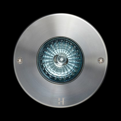 Hunza Step Lite Round Exterior IP68 Low Level Light