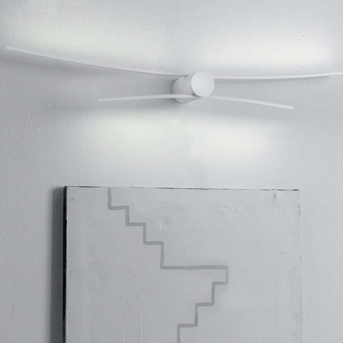Icone Albatros Double Wall Light| Image : 1