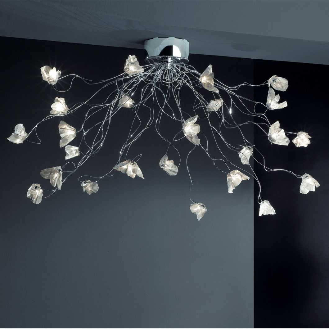 Icone Bouquet Ceiling Light| Image:1