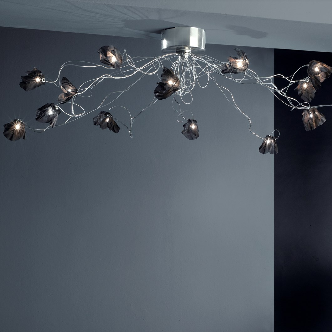 Icone Bouquet Ceiling Light| Image : 1