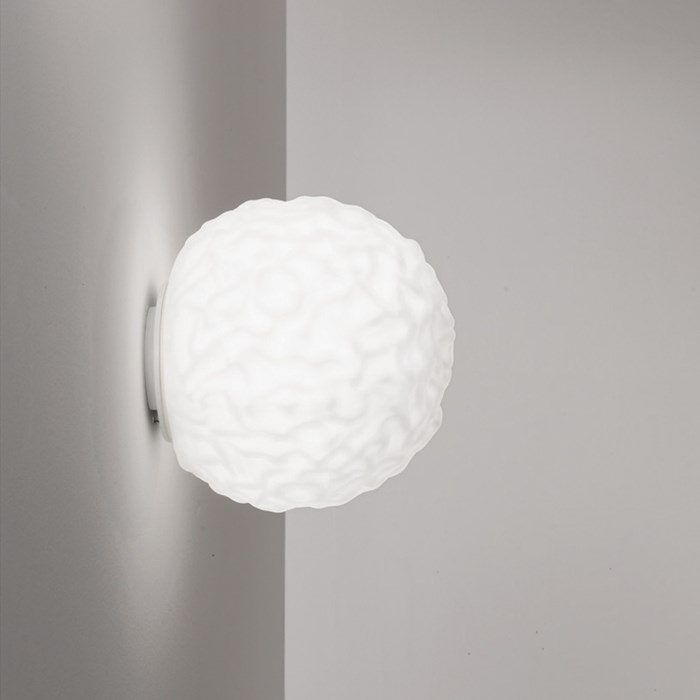 Icone Emisfero Wall Light| Image : 1