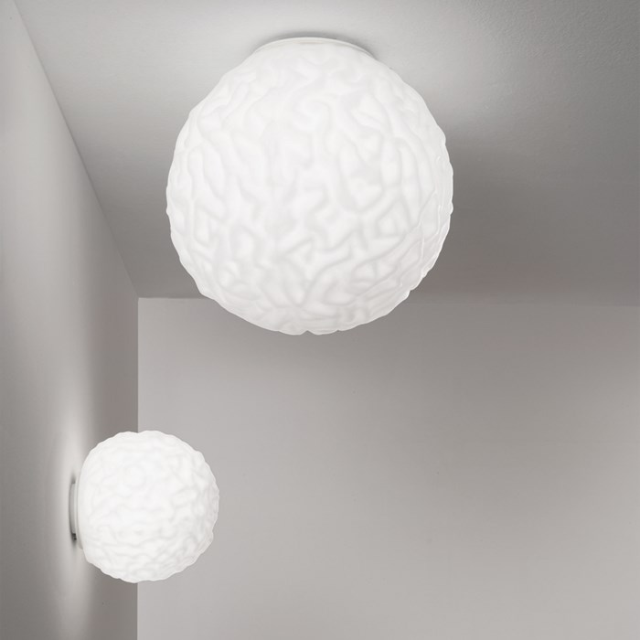 Icone Emisfero Wall Light| Image:1