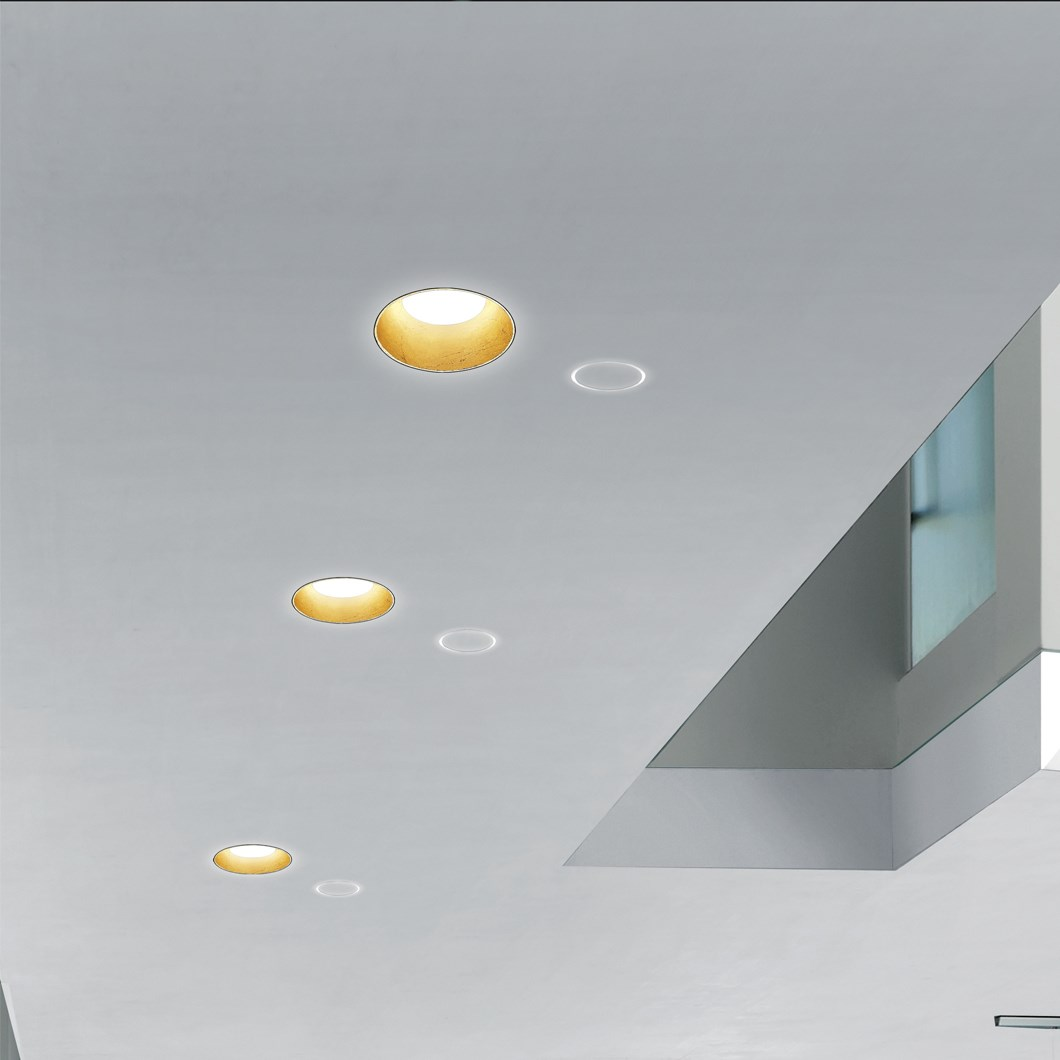 Icone Kone LED Recessed Downlight| Image:1