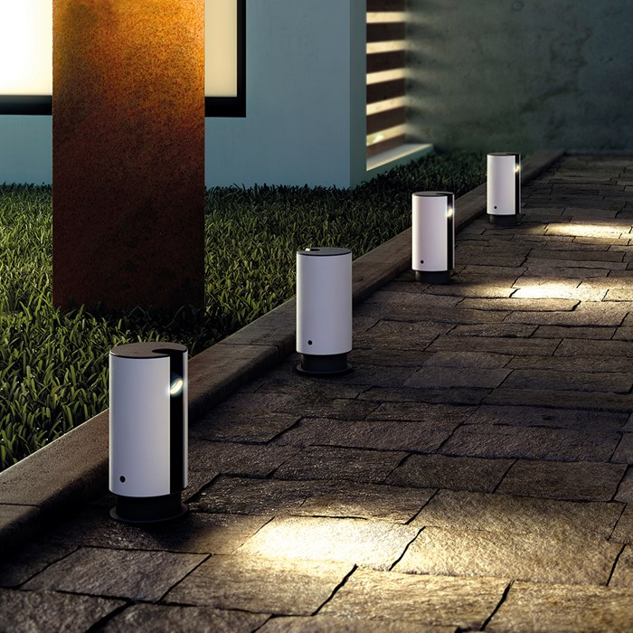 Insolit Banus LED IP65 Adjustable Bollard Light| Image : 1