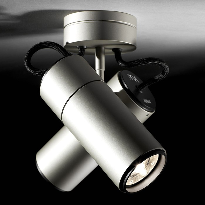 Insolit Focus Line Dual LED Surface Mounted Spot Light| Image : 1