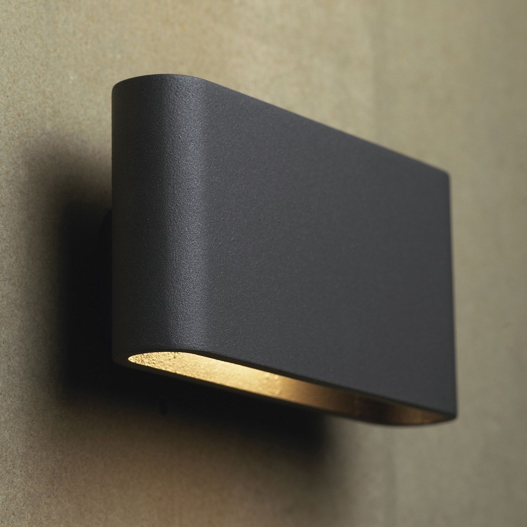 Jacco Maris Solo Exterior Wall Light Darklight Design
