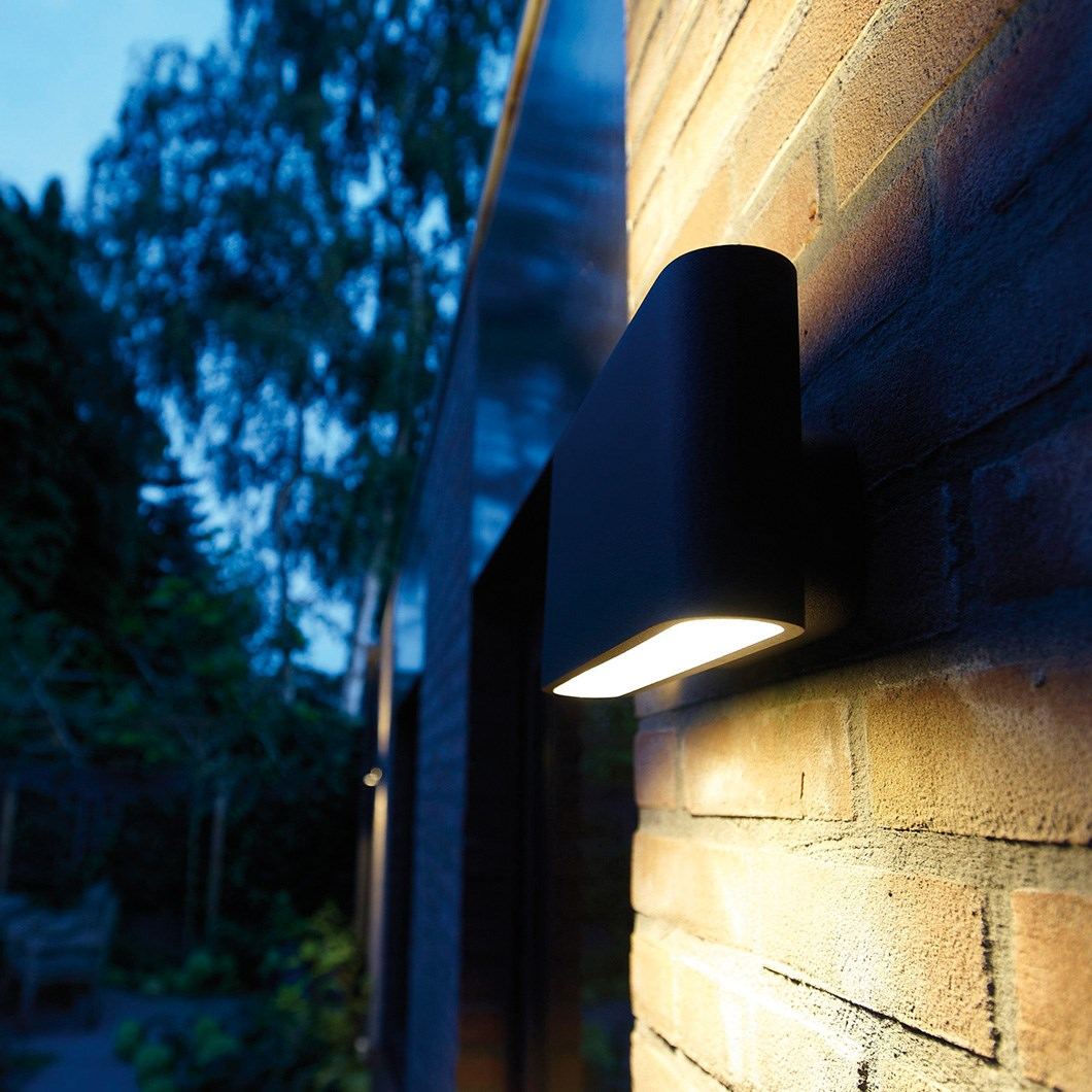 Jacco Maris Solo Exterior LED Wall Light| Image:1