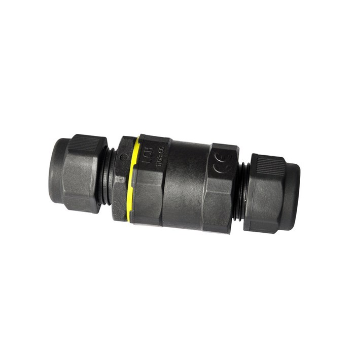 DLD IP68 Straight Exterior Connector Short| Image : 1