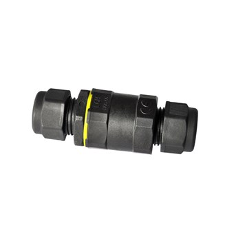 DLD IP68 Straight Exterior Connector Short