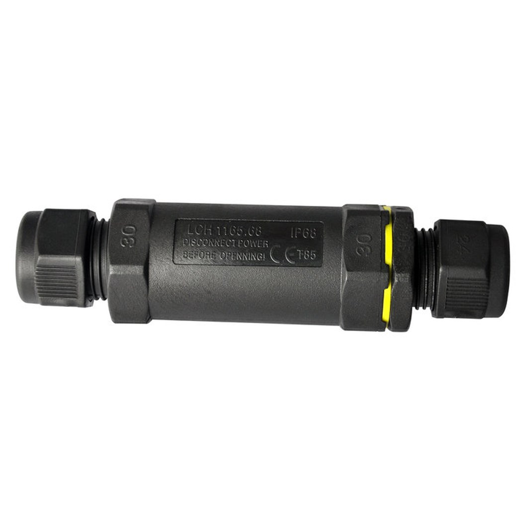 DLD IP68 Straight Exterior Connector Long 5 Pole| Image : 1