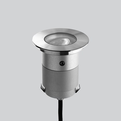 LLD Agon Round Adjustable 230V Outdoor IP67 LED Recessed Floor Uplight