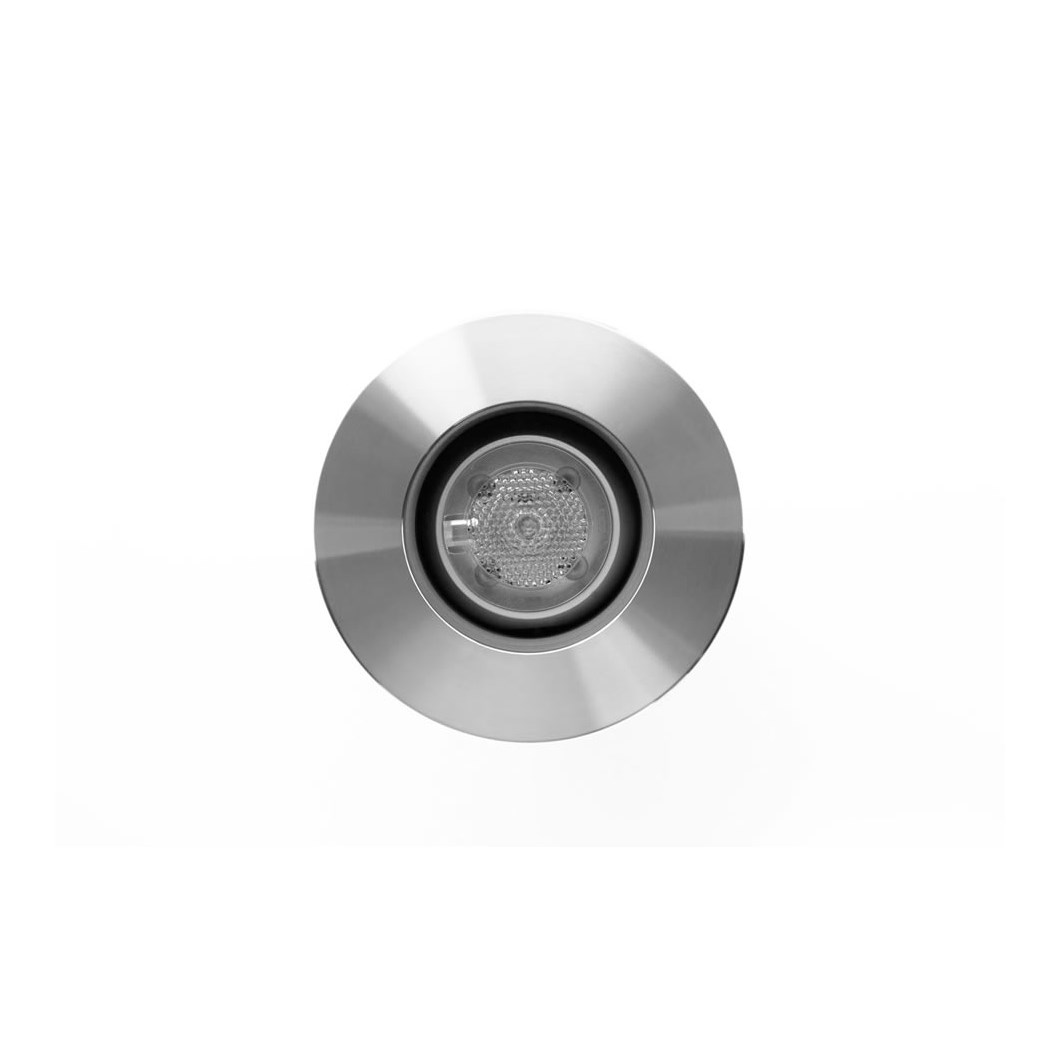 LLD Agon Round Adjustable Outdoor IP67 LED Recessed Floor Uplight | Image:2