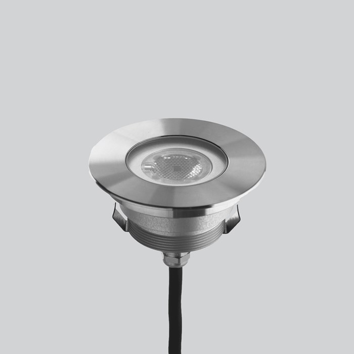 LLD Agon Round Outdoor IP67 LED Recessed Floor Uplight| Image : 1