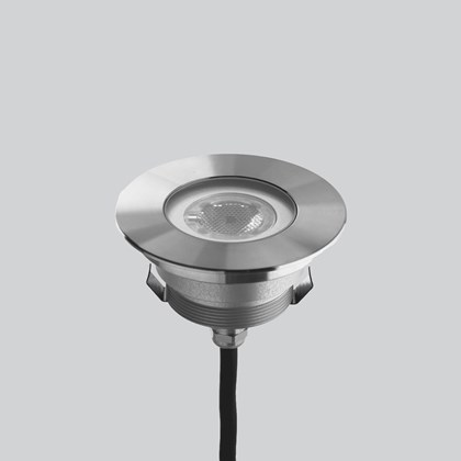 LLD Agon Round Outdoor IP67 LED Recessed Floor Uplight