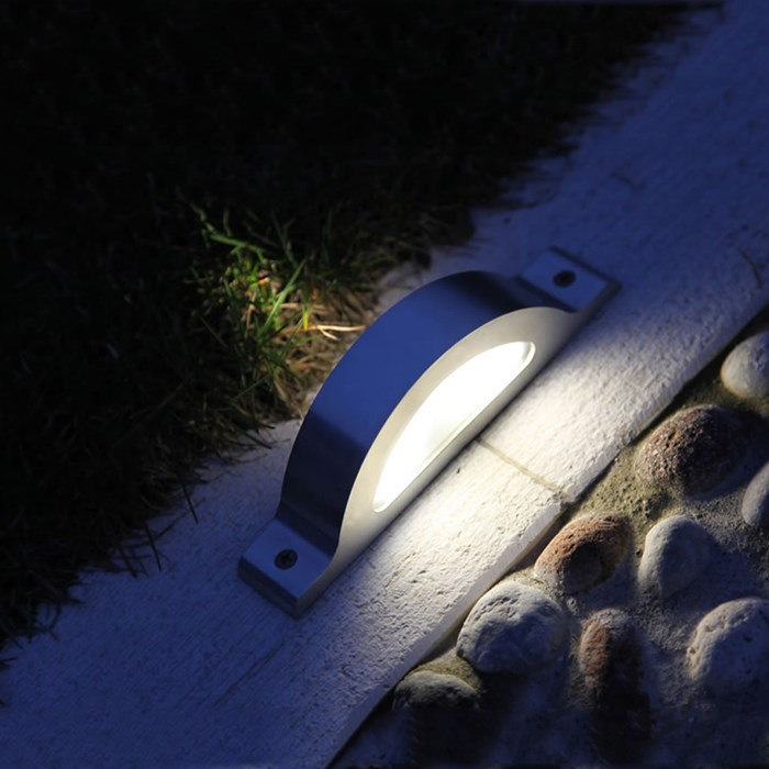 LLD Ambra Single Outdoor IP65 LED Wall / Path Light| Image:1