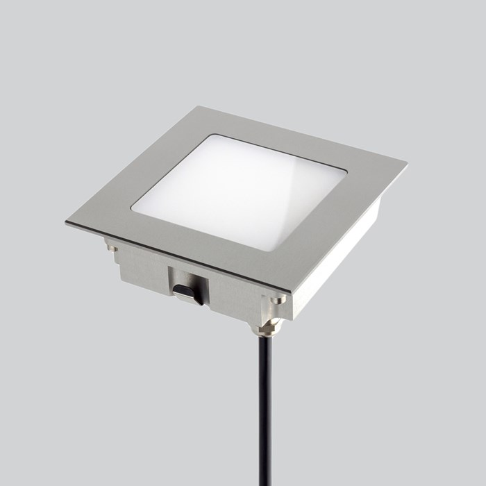 LLD Aura Square L Outdoor IP67 LED Recessed Floor Uplight| Image : 1