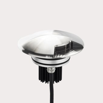 LLD Bia Maxi Round Dual Emission Outdoor IP67 LED Recessed Path Light