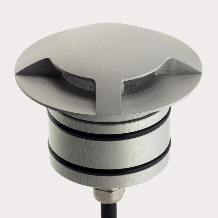 LLD Bia Round Four Emission Outdoor IP67 LED Recessed Path Light| Image:1
