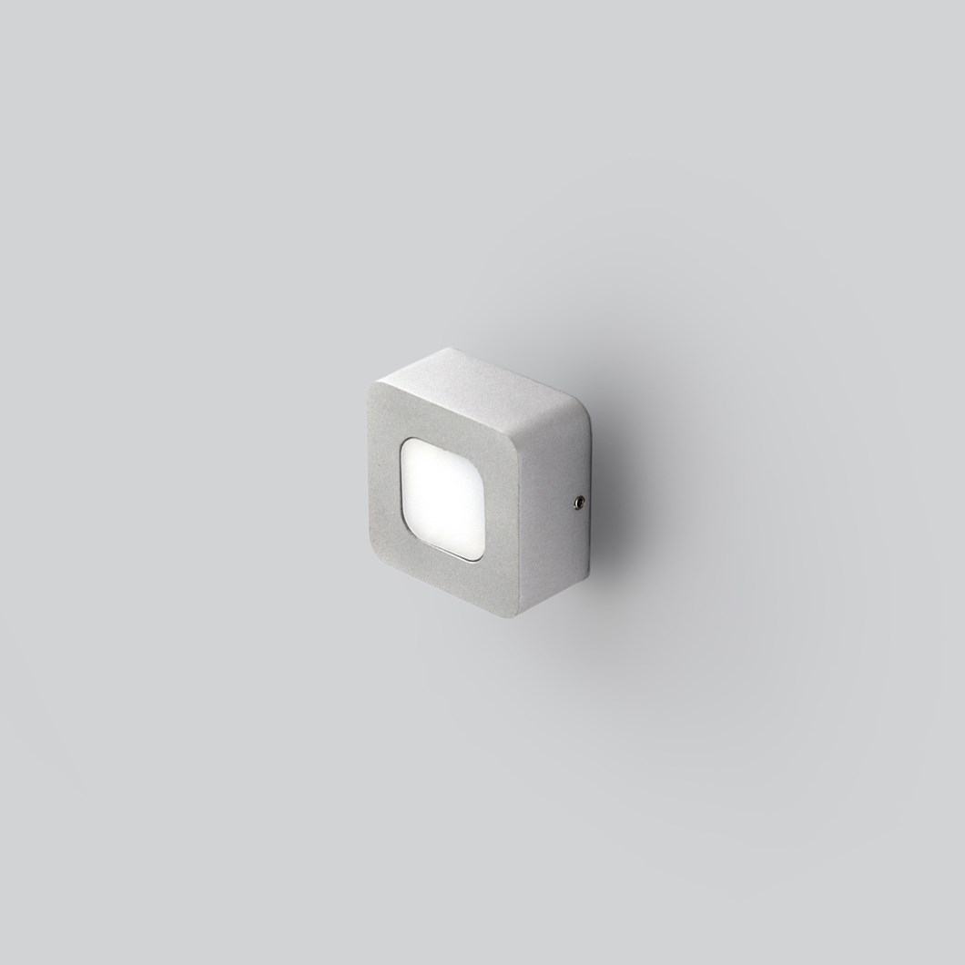 LLD Delfino S Outdoor IP65 LED Wall / Ceiling Light| Image : 1