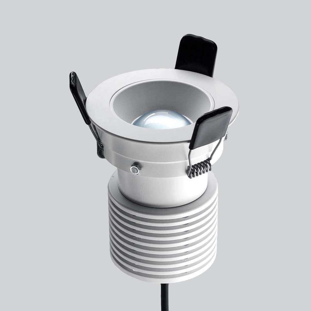 LLD Dione IP65 LED Outdoor Recessed Adjustable Downlight| Image:1