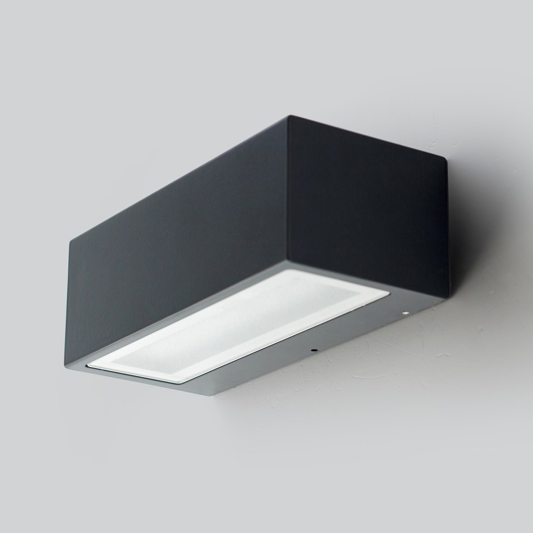 LLD Graie LED IP65 Outdoor Wall Light| Image : 1