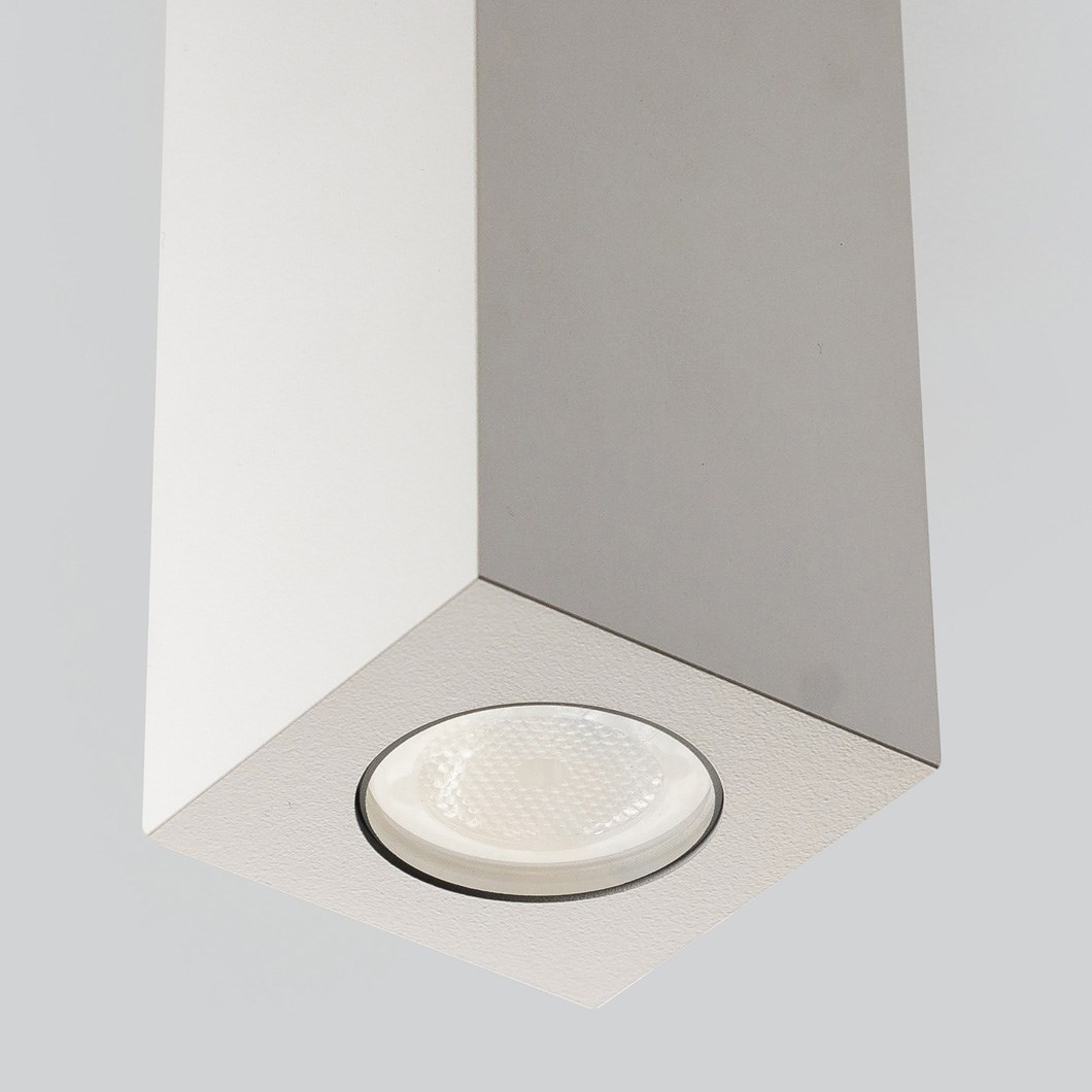 LLD Koros Square IP65 LED Outdoor Ceiling Light| Image:1