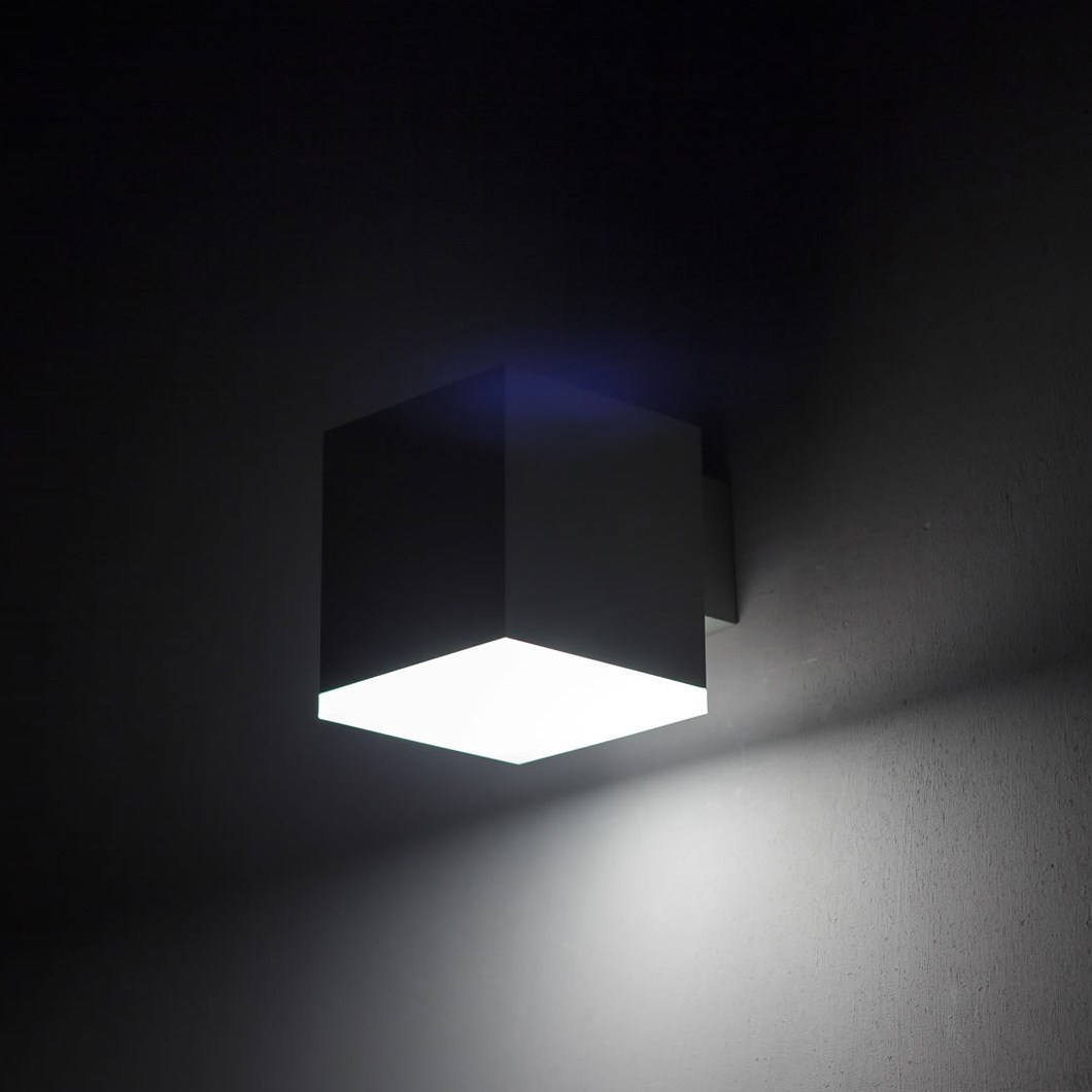 LLD Lira Single Emission Outdoor IP65 LED Wall Light| Image:1