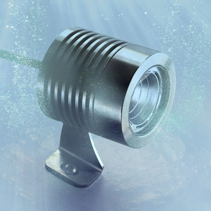 LLD Point Submersible L Underwater IP68 LED Spot Light