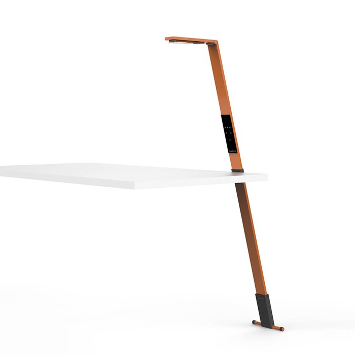 Luctra Flex Human Centric LED Mobile Floor Lamp| Image : 1