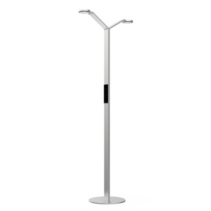 Luctra Radial Twin Human Centric LED Floor Lamp