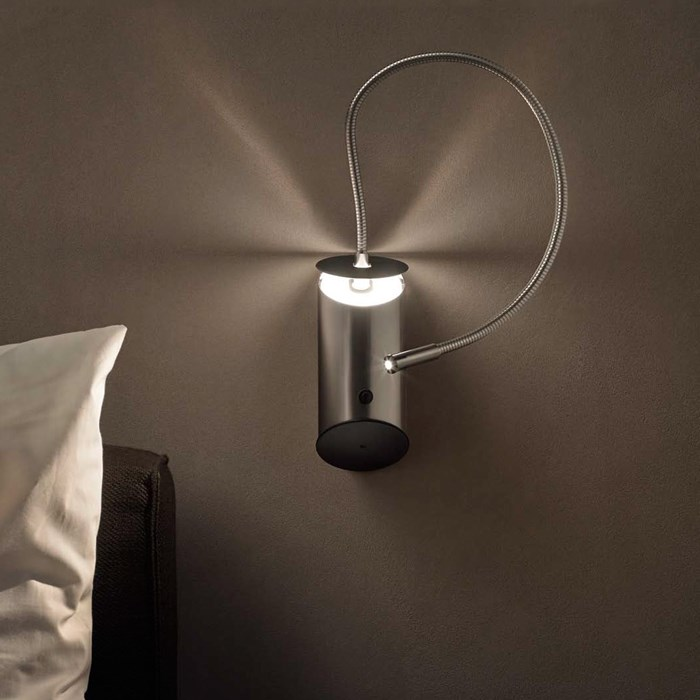 Lumina Zed Wall Mounted Reading Light| Image : 1