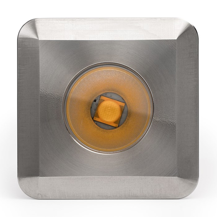 LuxR LED Modux 4 Square Large Recessed Exterior IP68 Uplight| Image:1