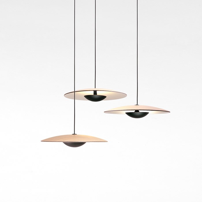 Marset Ginger Multiple Of 3 LED Pendant| Image : 1