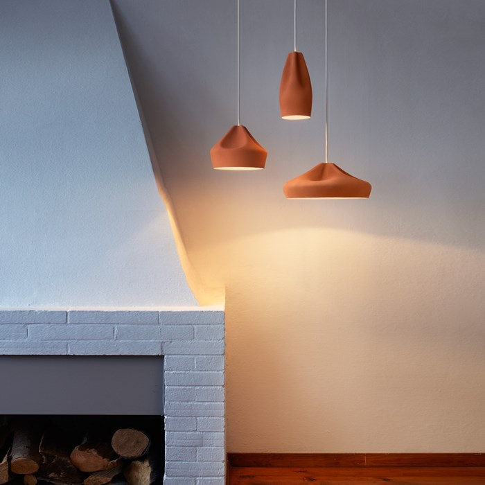 Marset Pleat Box Pendant| Image:1