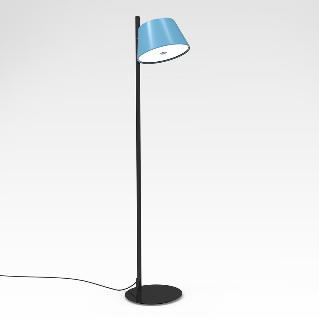 Marset Tam-Tam Single Floor Lamp| Image : 1