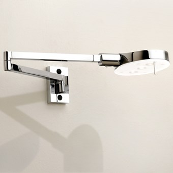 Milan Iluminacion 3-LED Adjustable Wall Light