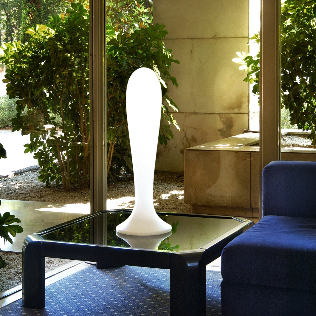 Milan Iluminacion Bat Exterior Floor/Table Lamp| Image:1