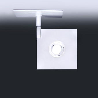 Milan Iluminacion Bridge Semi-Recessed Ceiling Light