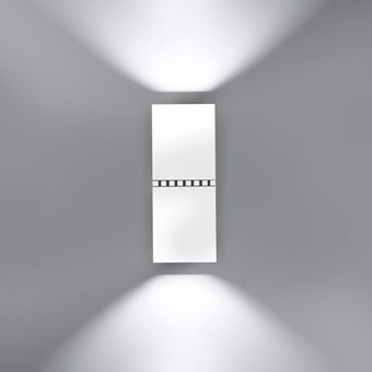 Milan Iluminacion Dau Doble Spot LED Wall Light
