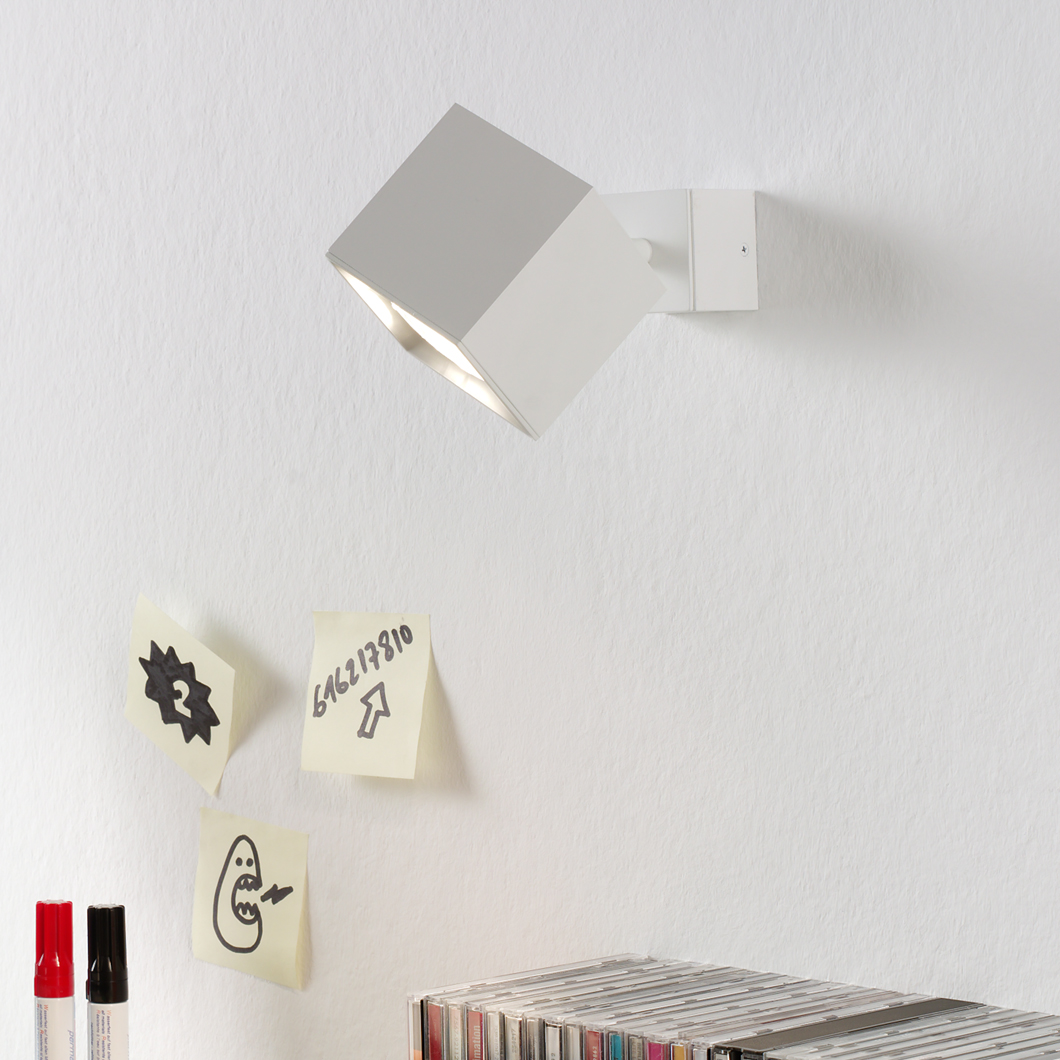 Milan Iluminacion Dau Wall Mounted Spot Light