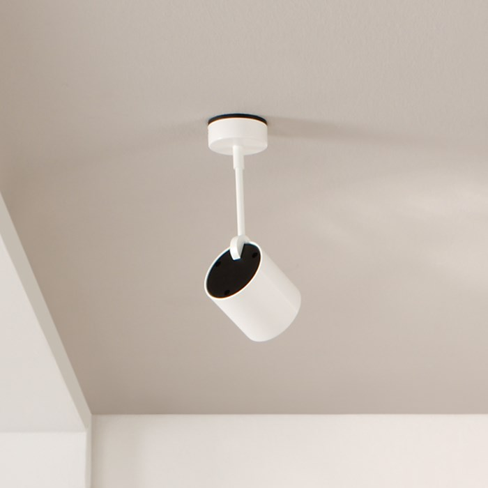 Milan Iluminacion Kronn Long Ceiling Mounted Spot Light| Image : 1