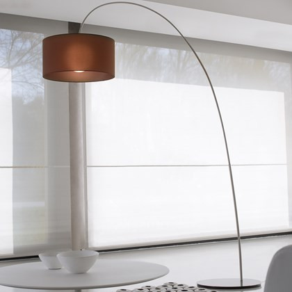 Morosini Fog Arc Floor Lamp