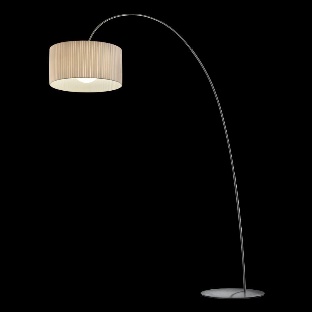 Verwonderlijk Morosini Fog Plisse Arc Floor Lamp   Darklight Design   Lighting SJ-57