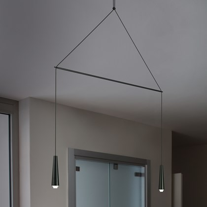 Morosini Mikado 2 Drop LED Pendant