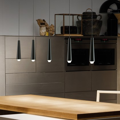 Morosini Mikado 5 Drop LED Pendant