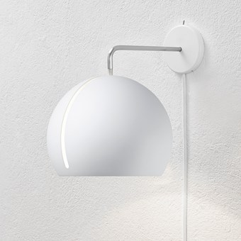 Nyta Tilt Globe Wall Light